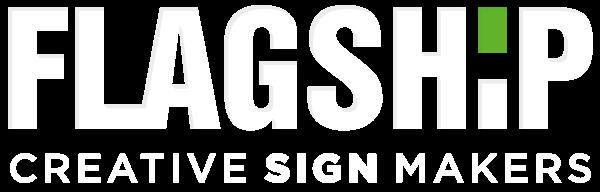 Flagship Sign Design
