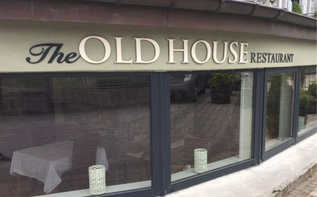 Raised letters with Rounded Bevel - Annebrook House Hotel