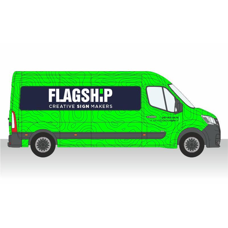 Large Van Full Wrap
